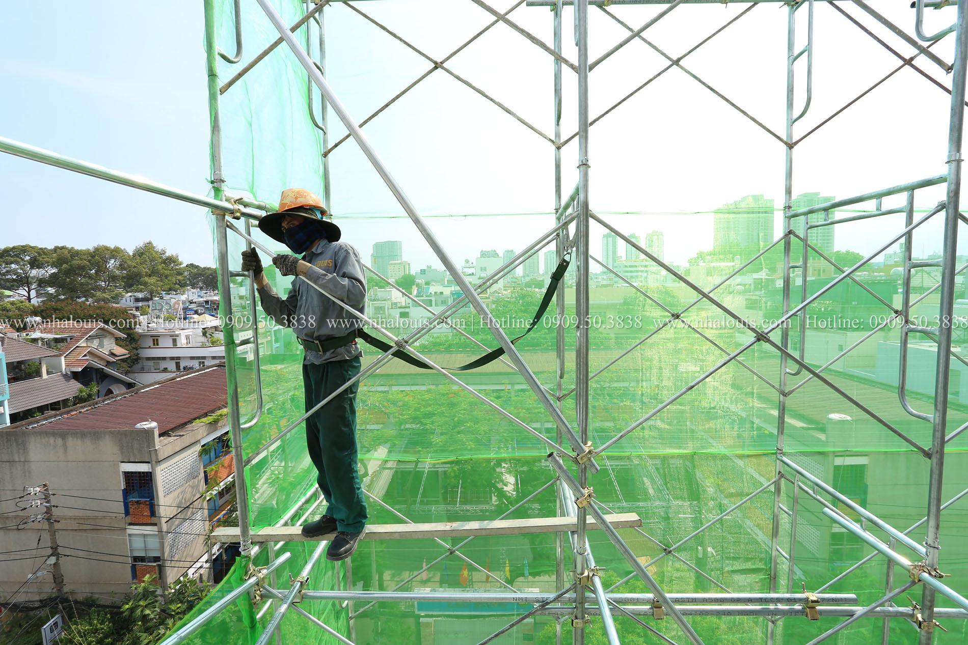 Khởi công dự án cải tạo siêu biệt thự cổ điển đẳng cấp tại TPHCM