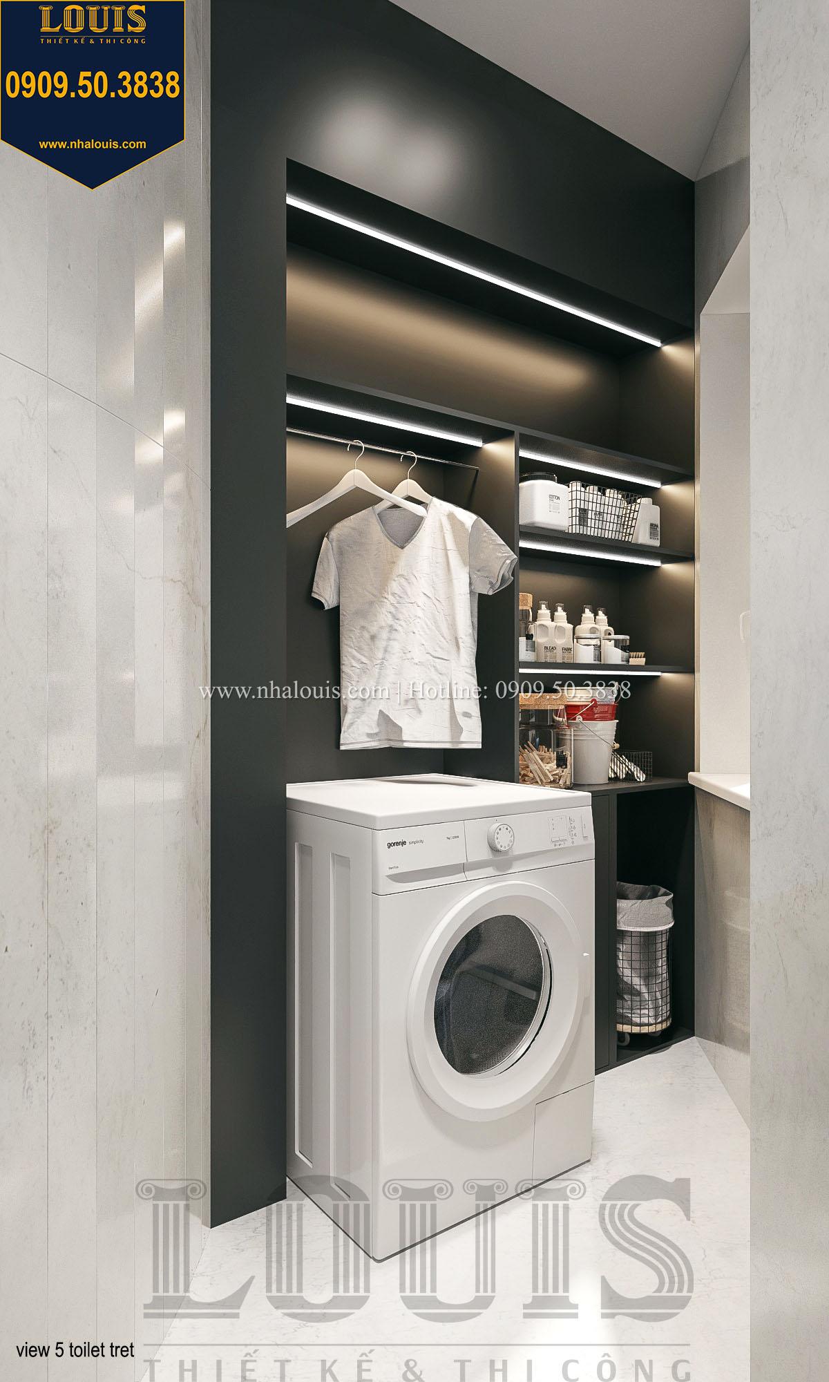 Phòng giặt ủi