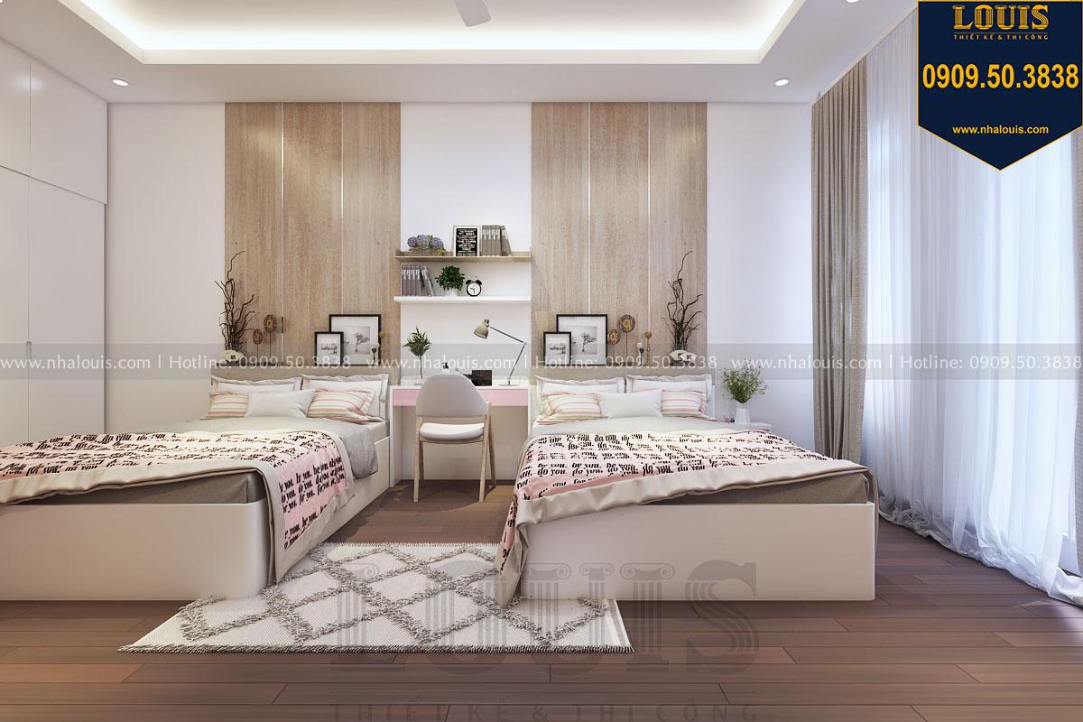 Phòng ngủ con gái view 3