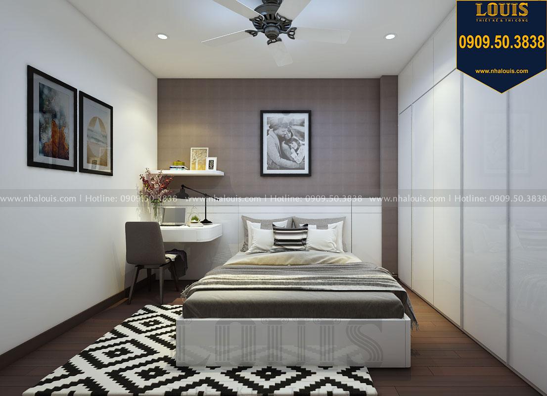 Phòng ngủ khách nhà view 3