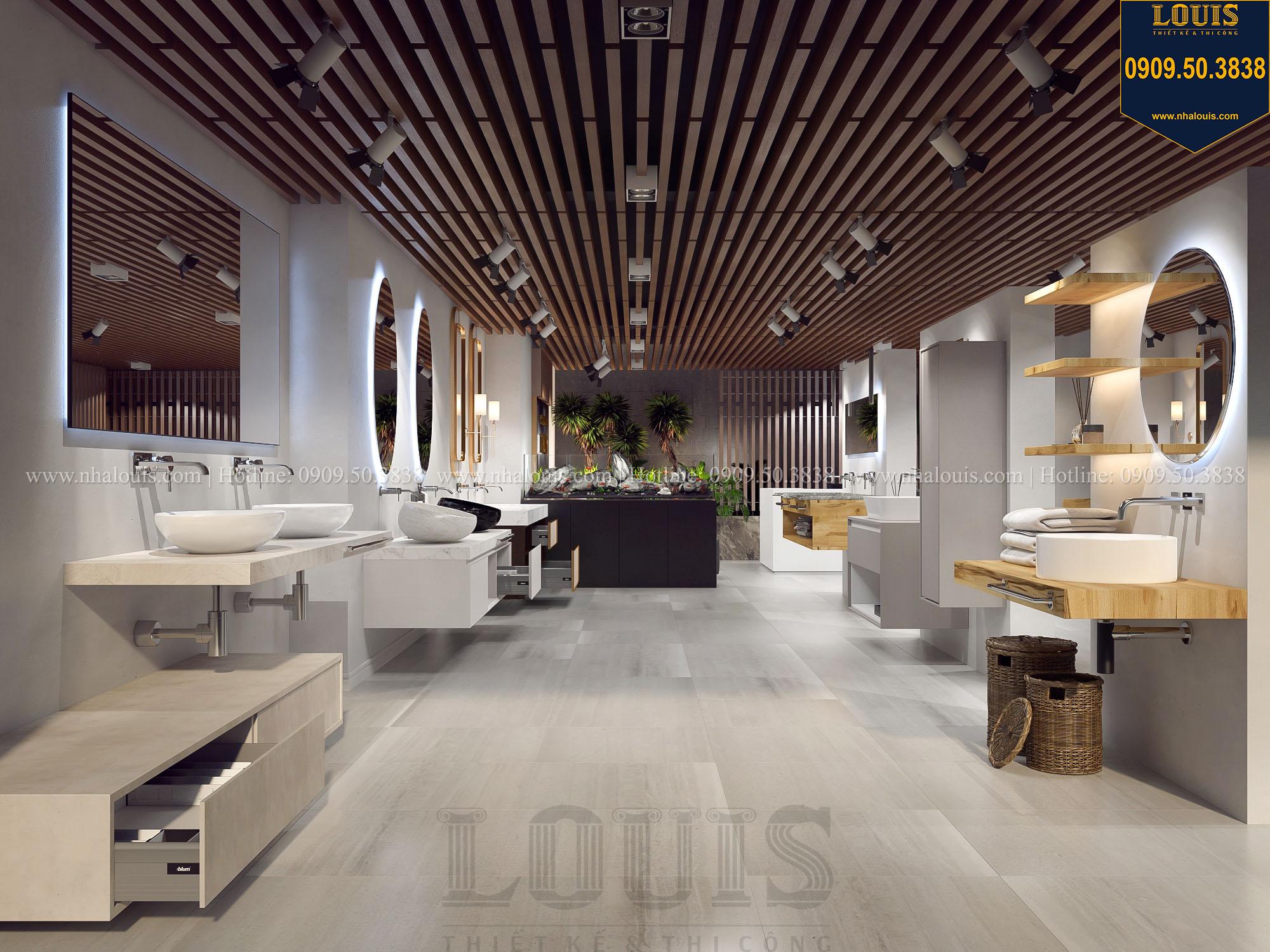 Thiết kế showroom nội thất tại Củ Chi
