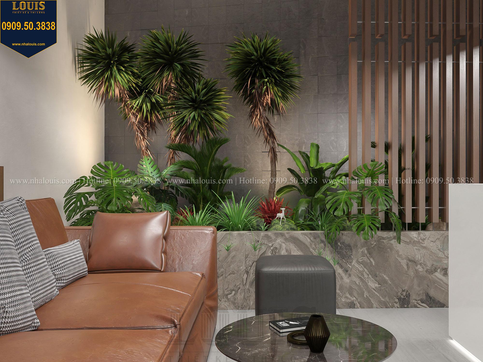 Chuyên thiết kế showroom nội thất
