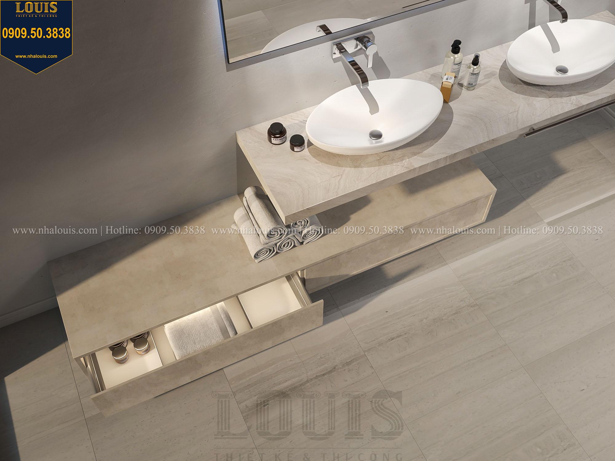 thiết kế showroom nội thất cao cấp