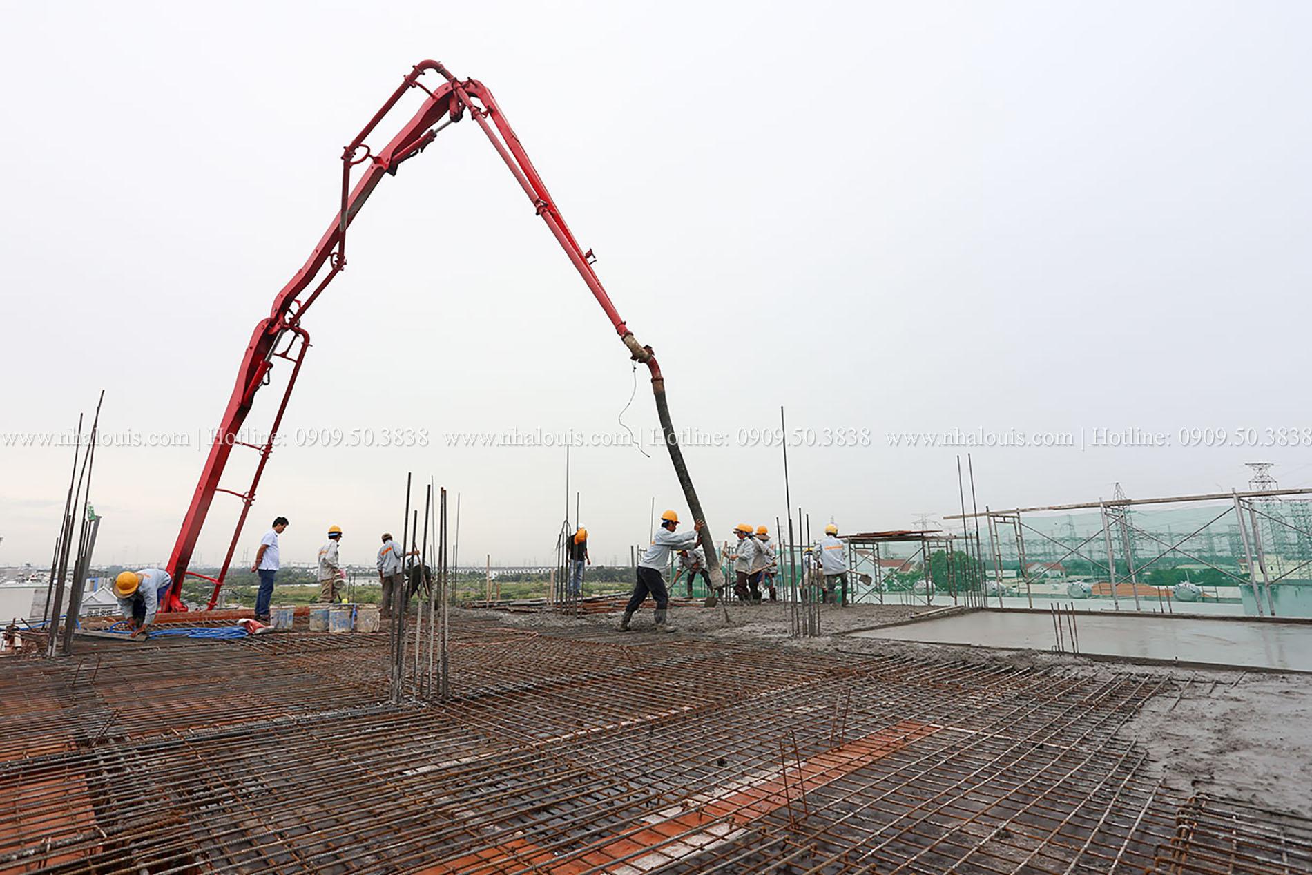 Top công ty thi công xây dựng biệt thự tại TPHCM