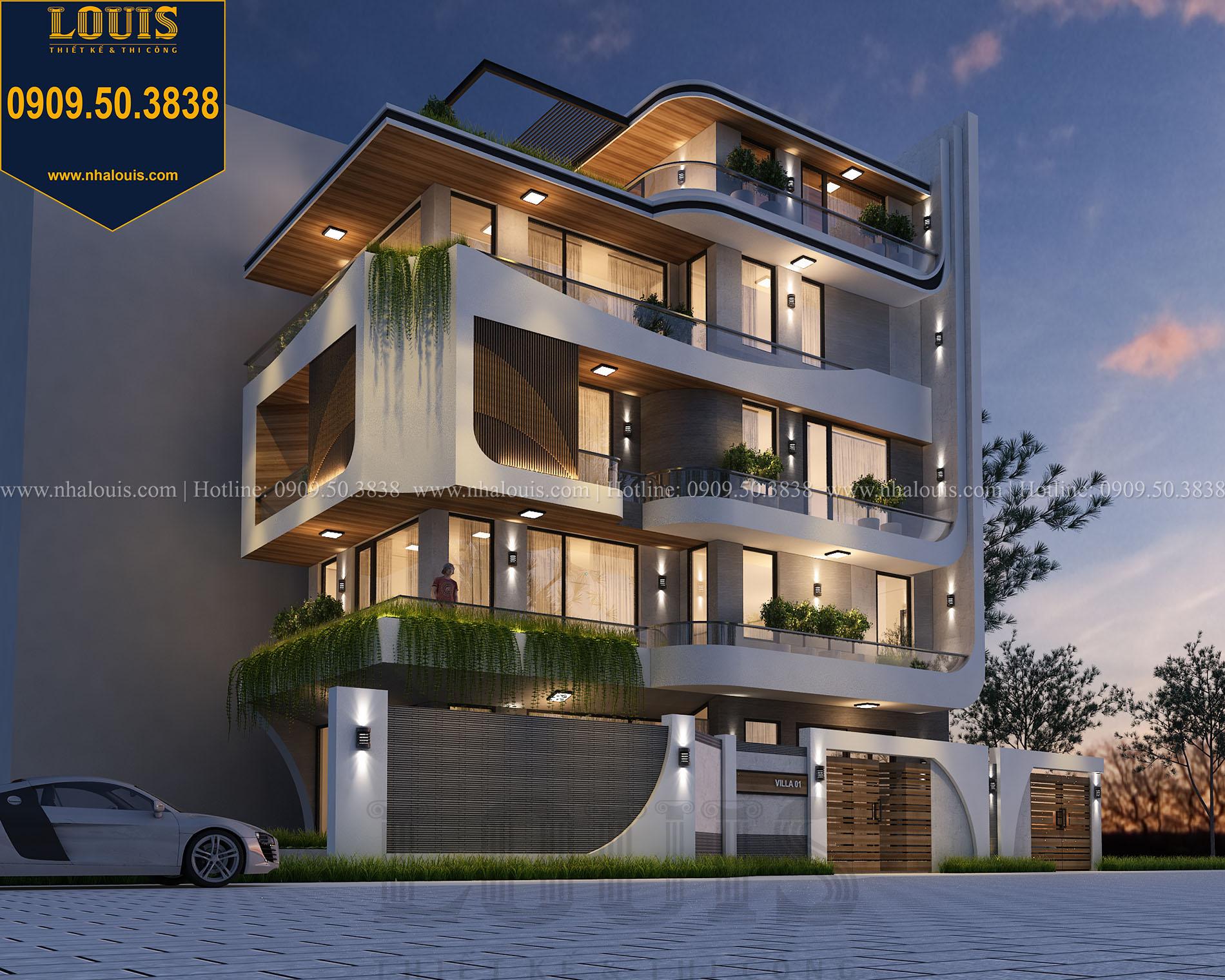 Phong cách hiện đại là gì? Sự ra đời và phát triển trong thiết kế kiến trúc nhà ở