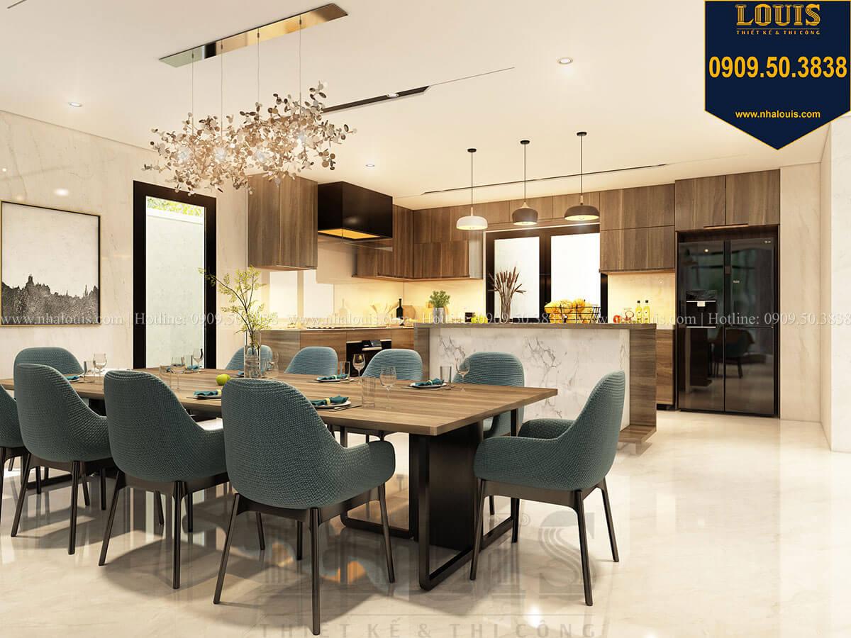 Phong cách nội thất hiện đại và những yếu tố đặc trưng bạn cần biết