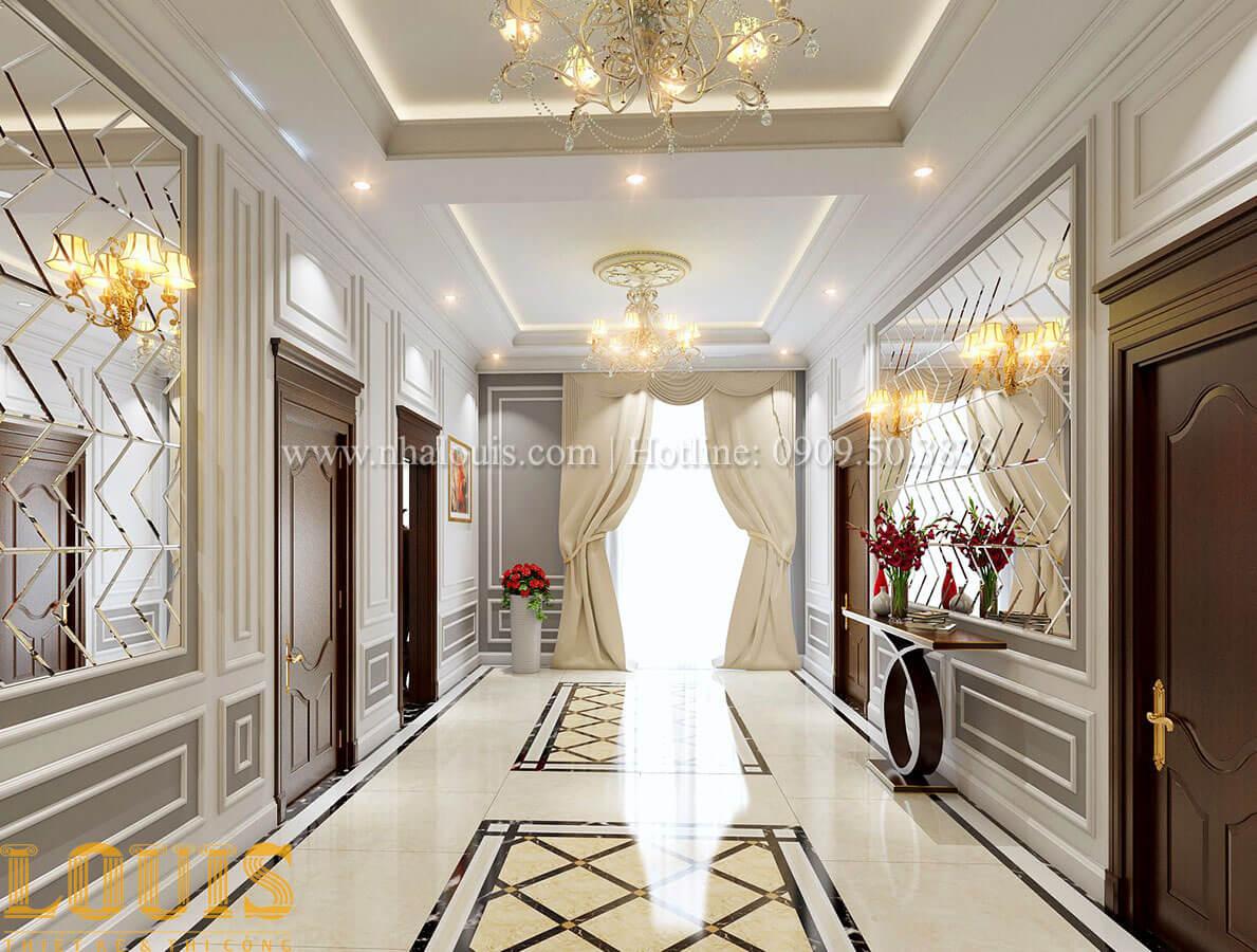 Phong cách nội thất tân cổ điển và những đặc trưng cần biết