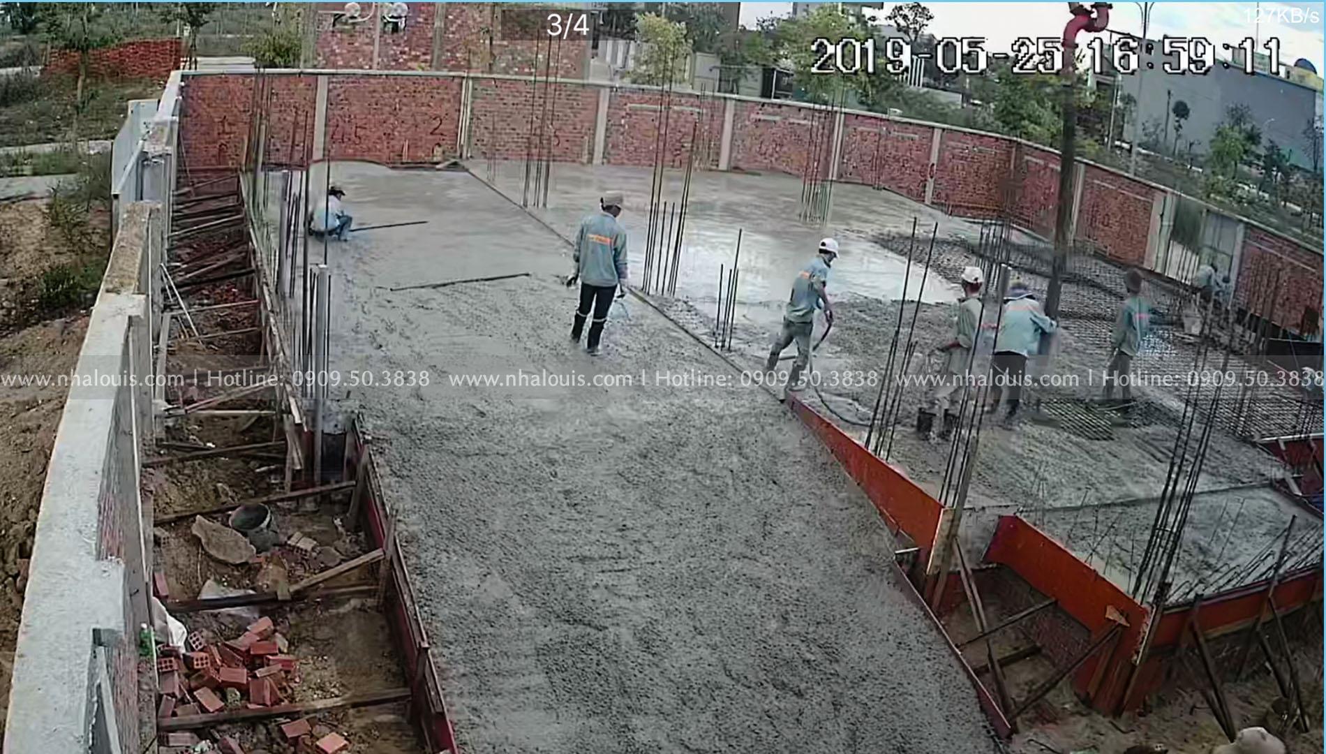 Thi công biệt thự 3 tầng tân cổ điển đẳng cấp tại Quảng Ngãi