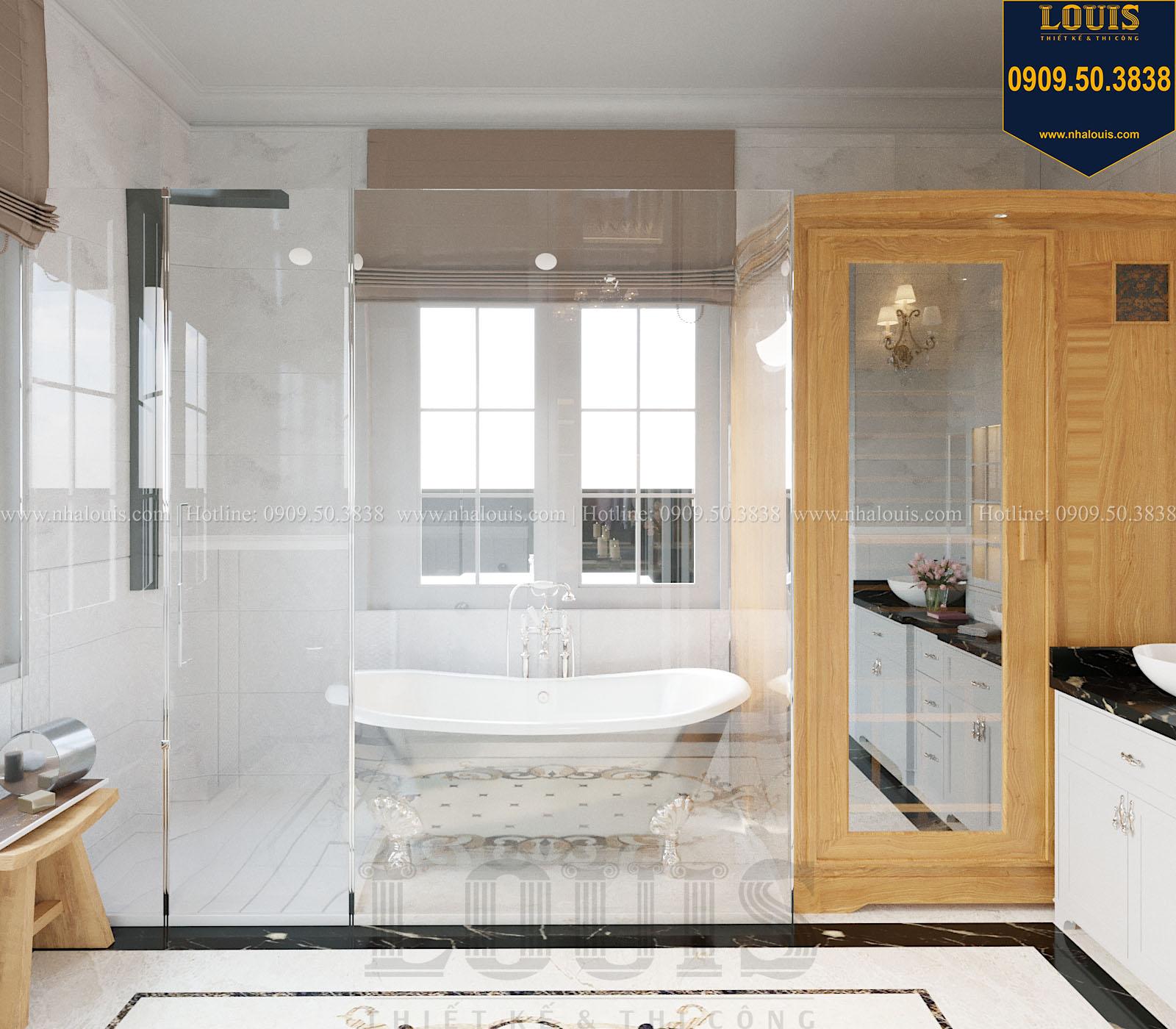 15 mẫu thiết kế phòng tắm đẹp