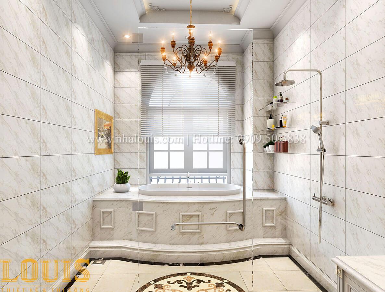 Phòng tắm nội thất đẹp