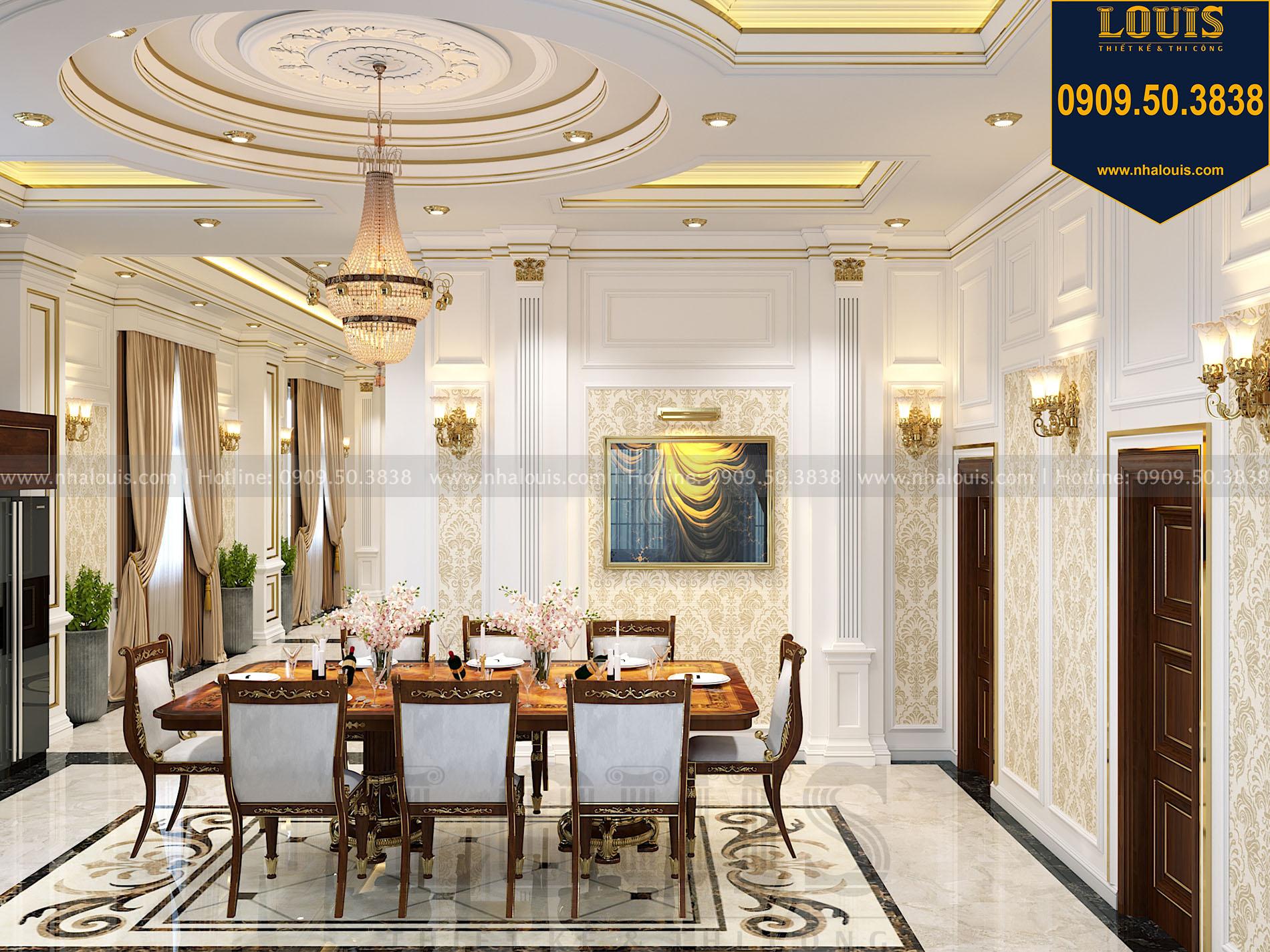 mẫu thiết kế phòng ăn đẹp khiến bạn không thể rời mắt