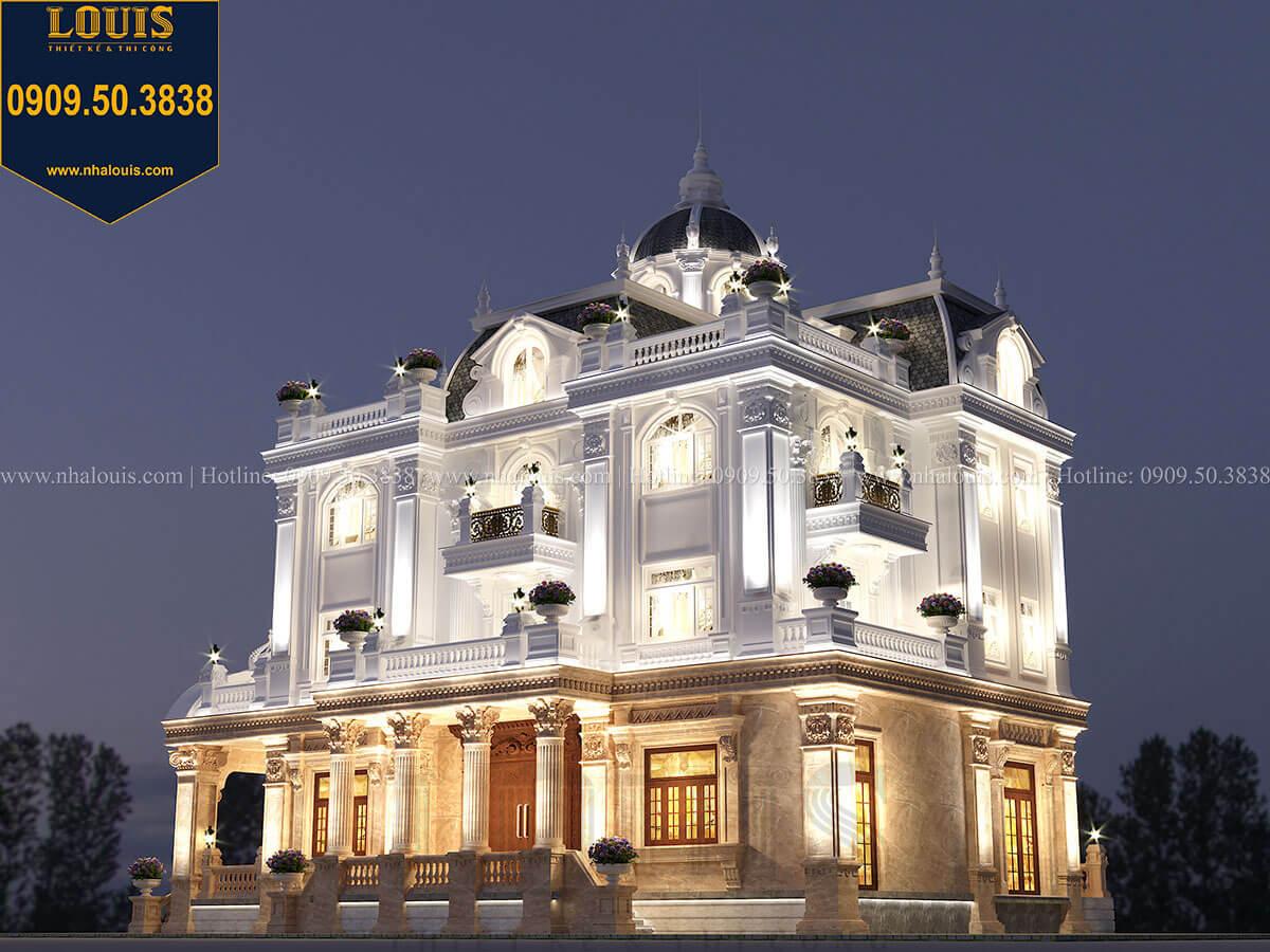 Những mẫu phào chỉ cột nhà đẹp giúp tôn dáng ngôi nhà bạn