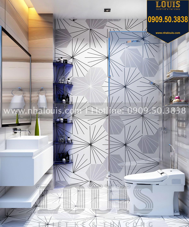 Diện tích chuẩn nhà vệ sinh và những mẫu WC mang xu hướng hiện đại