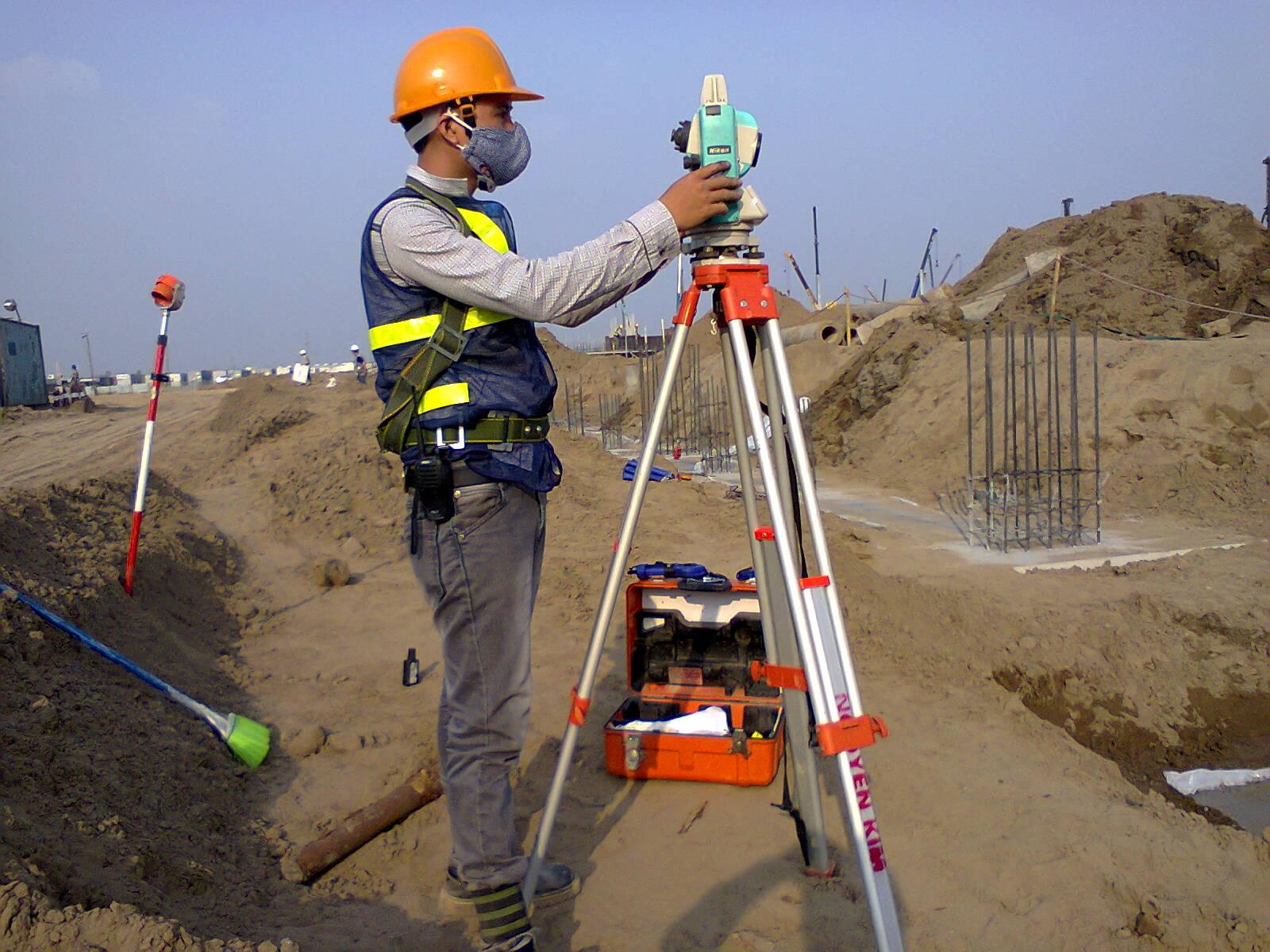 Hình ảnh khảo sát địa chất kỹ thuật