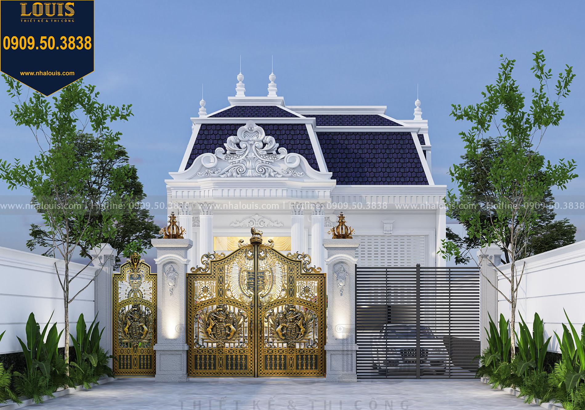 Tổng hợp 15 mẫu xây cổng nhà đẹp HOT trong năm nay
