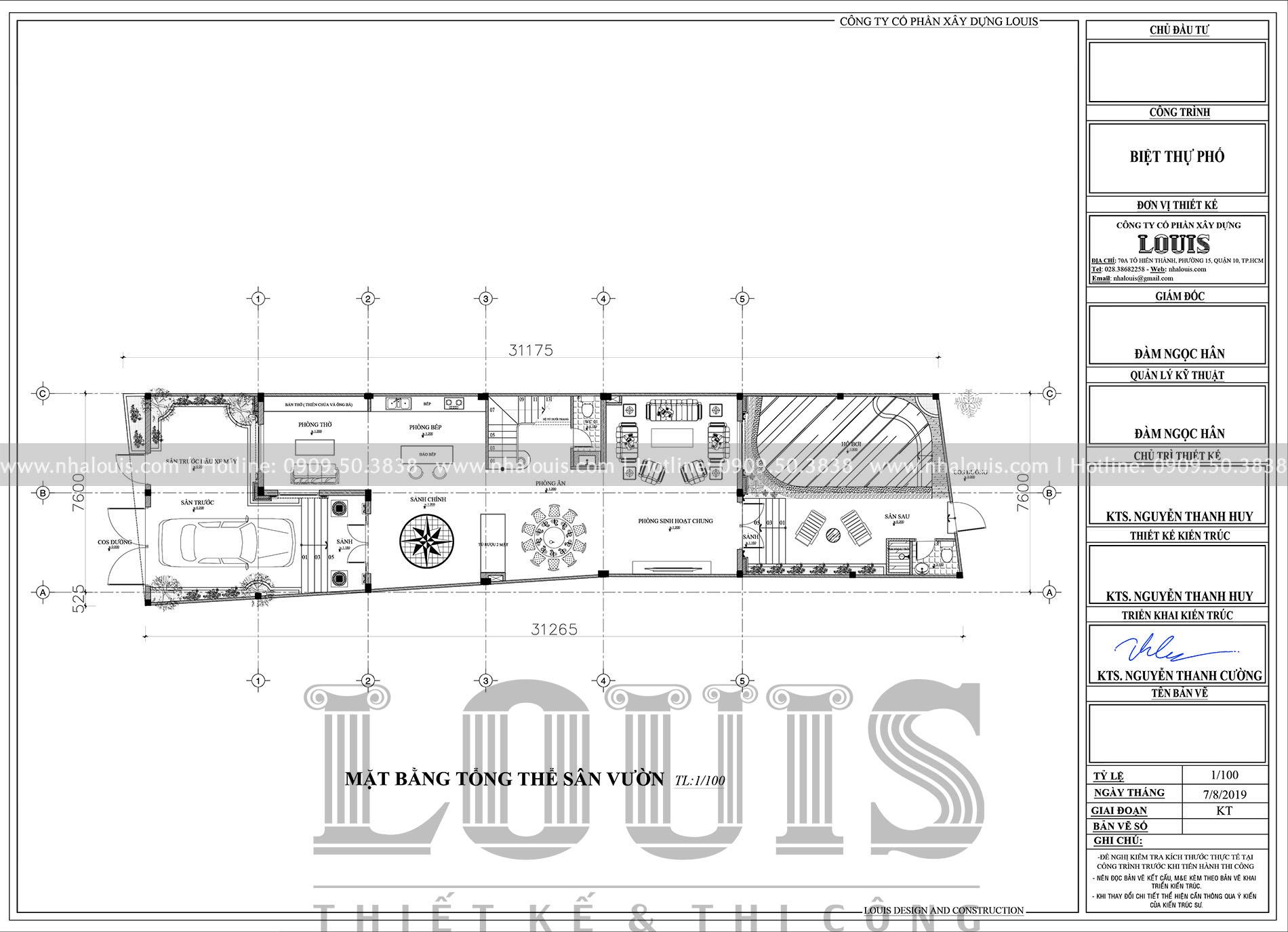 [Tham khảo] - Mặt bằng biệt thự đẹp và đa dạng quy mô dành cho gia chủ sắp xây nhà