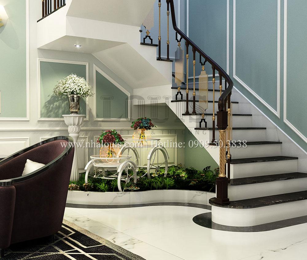 Thiết kế tiểu cảnh trong nhà