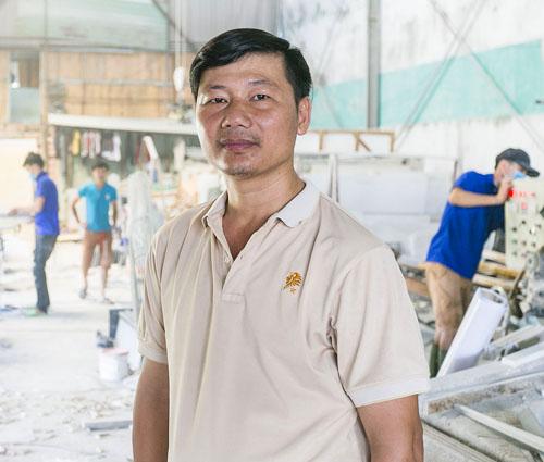 Giám Đốc Xưởng Đá – Nguyễn Đại Hải