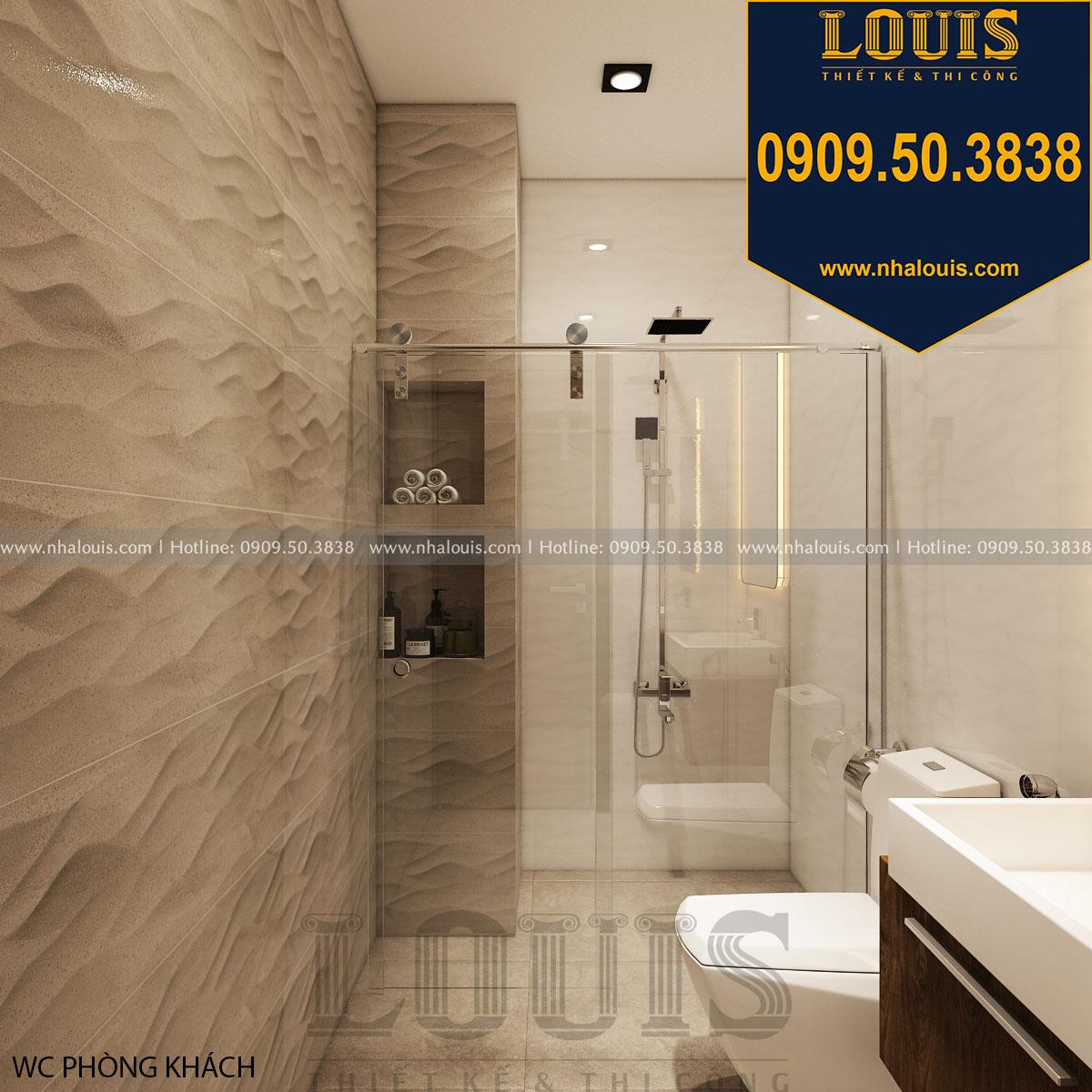 Phòng tắm và WC Phòng khách