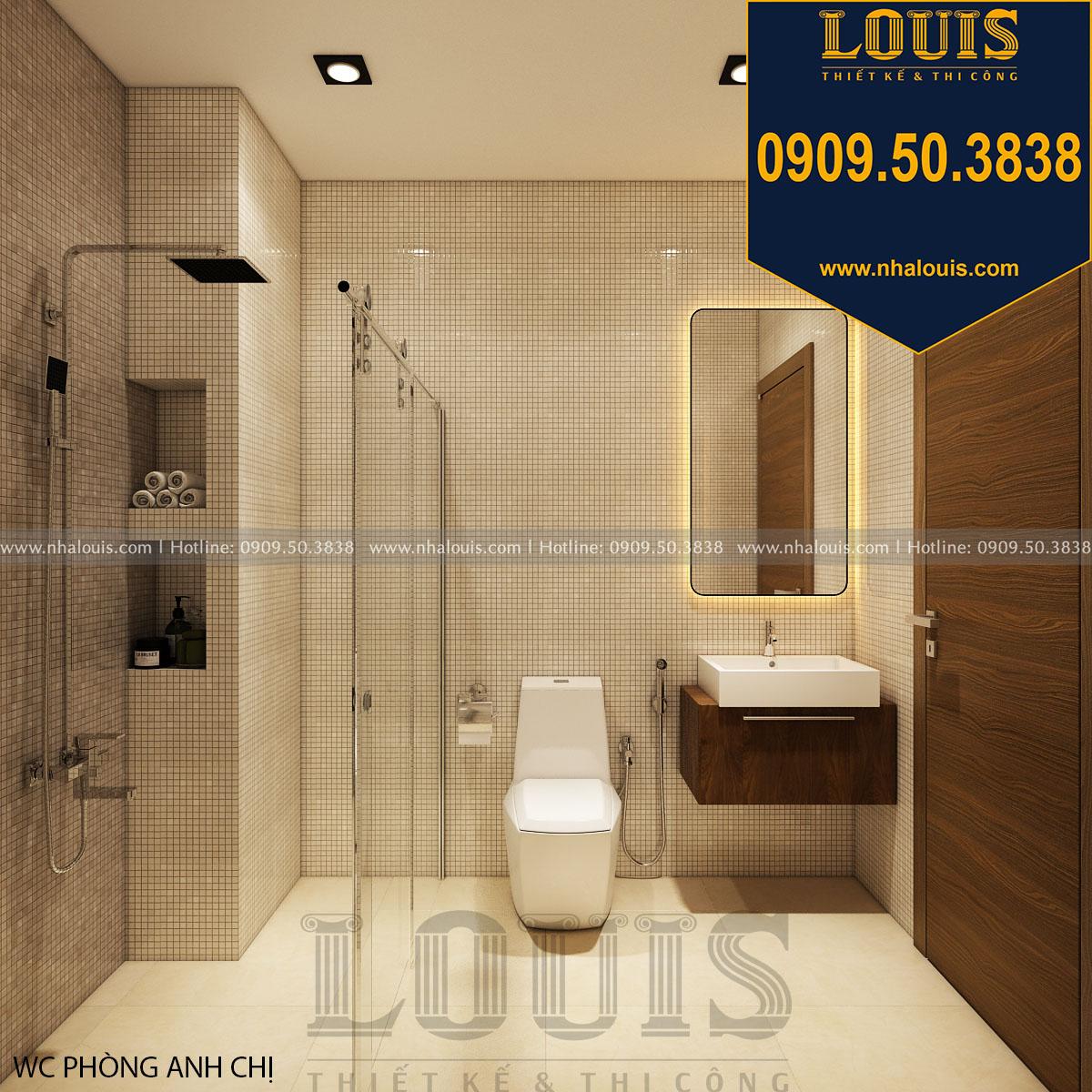 Phòng tắm và WC Phòng ngủ master