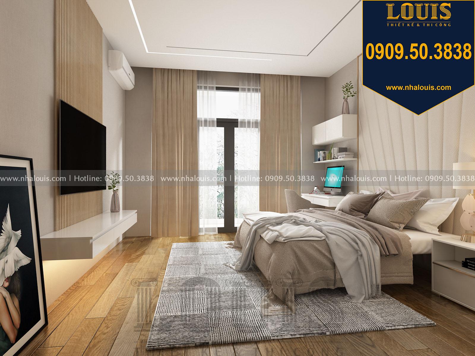 mẫu thiết kế Phòng ngủ con trai