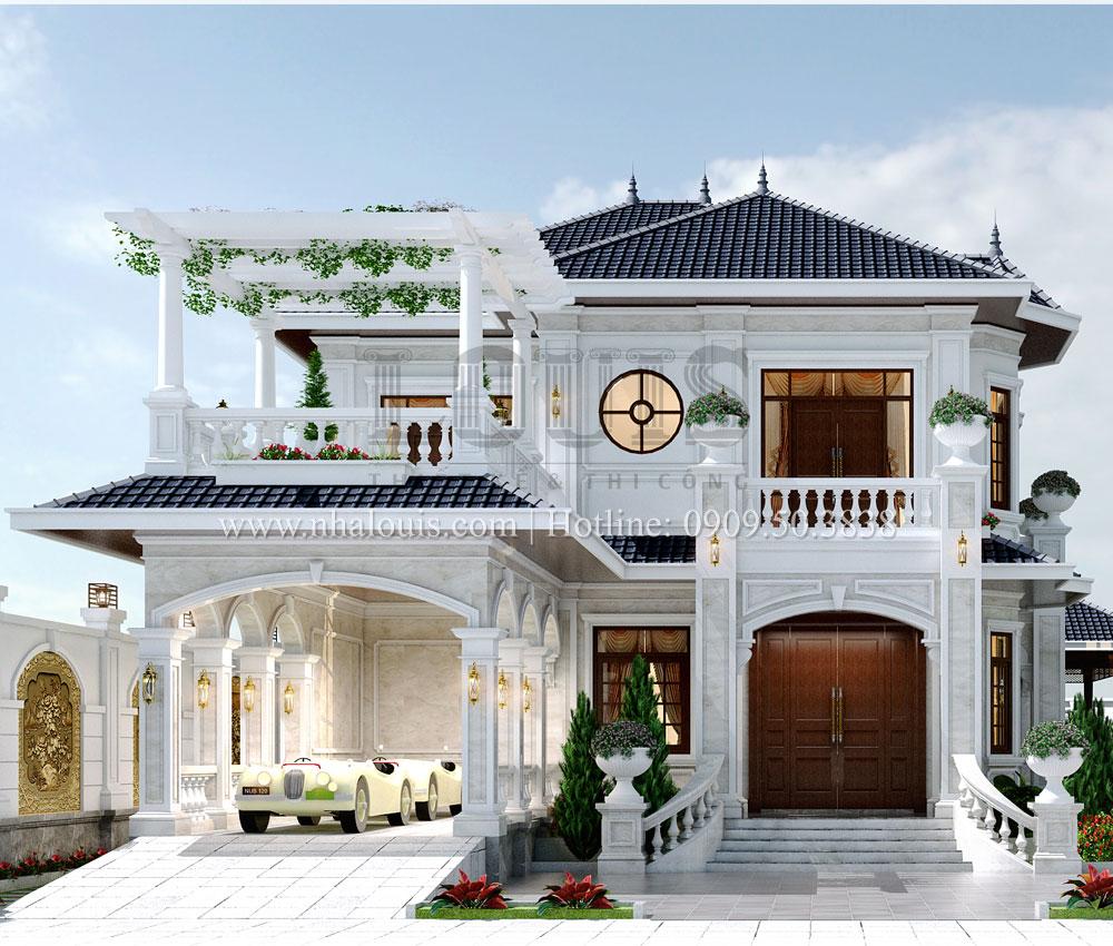 Thiết kế biệt thự nhỏ xinh
