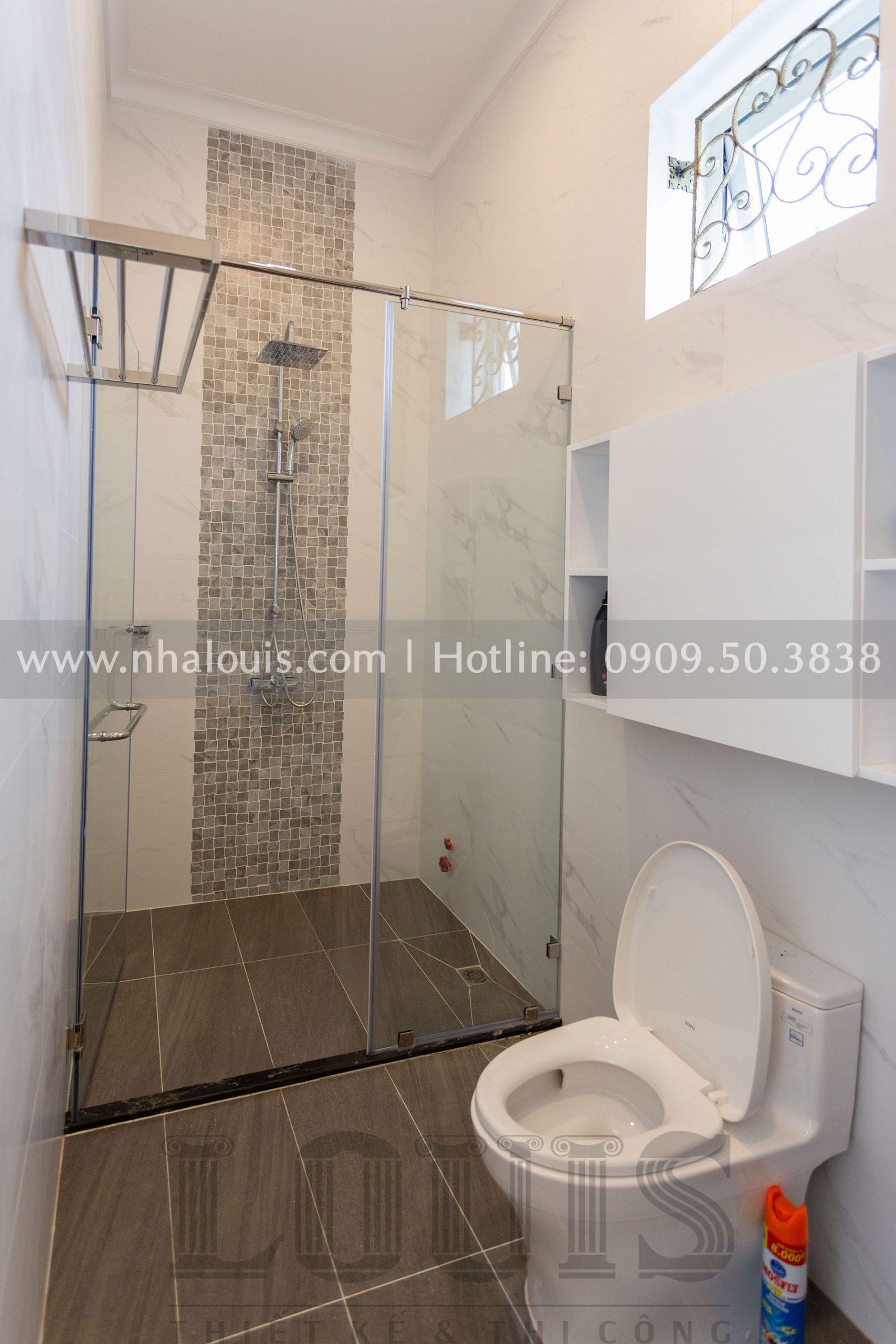 WC phòng ngủ con trai thứ