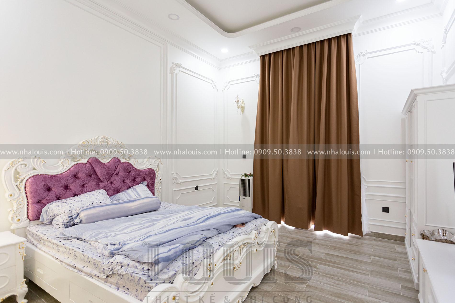 Phòng ngủ con gái út