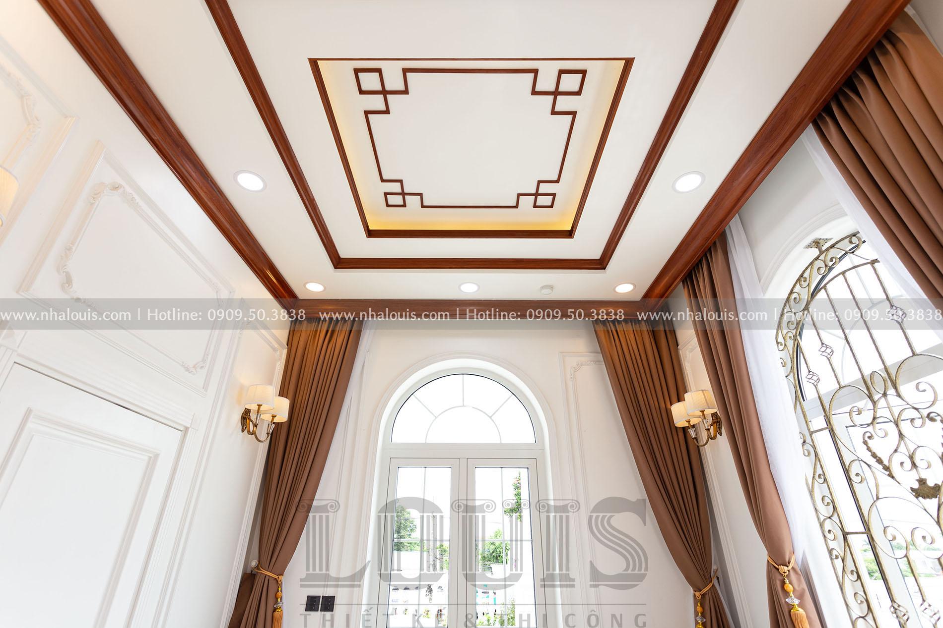 Phòng thờ biệt thự tân cổ điển Củ Chi